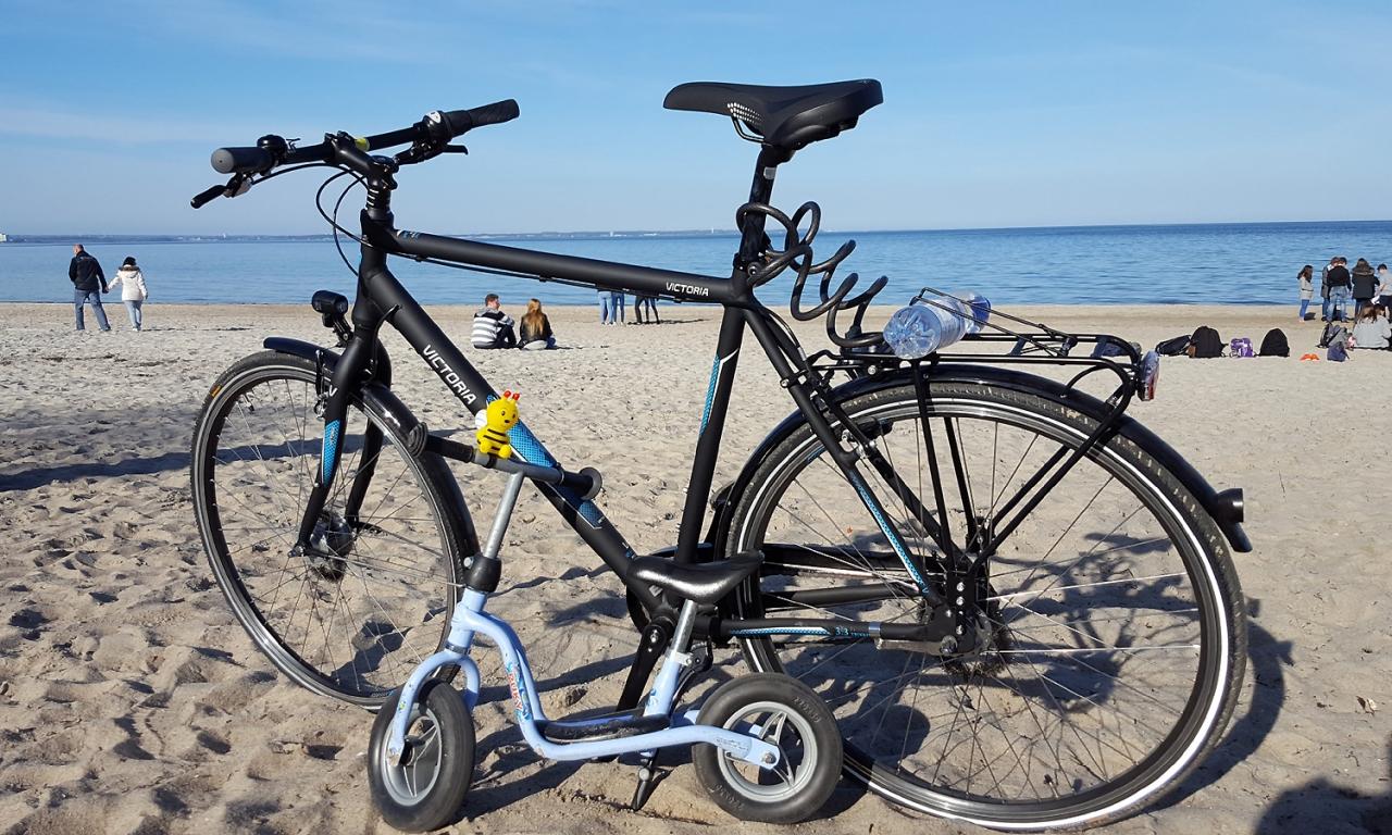 Henner-Hinz-Fahrradverleih-Strandkoerbe-Hafkrug-Ostsee-Radtour-Timmendorfer Strand