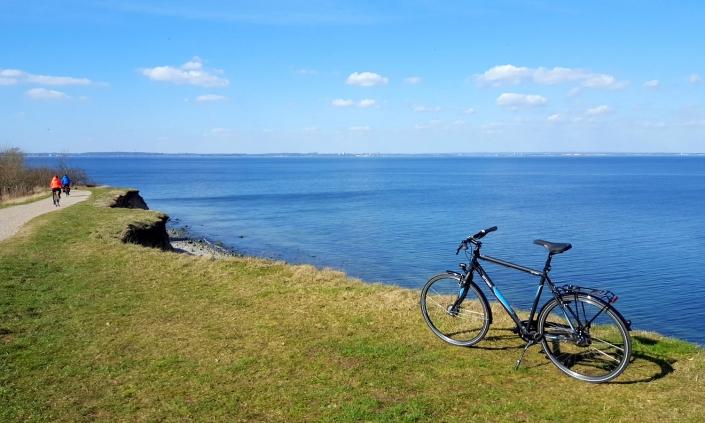 Radtour Steilküste Brodtener Ufer