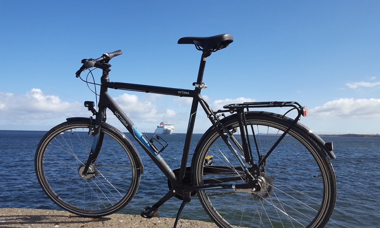 Radtour Travemünde