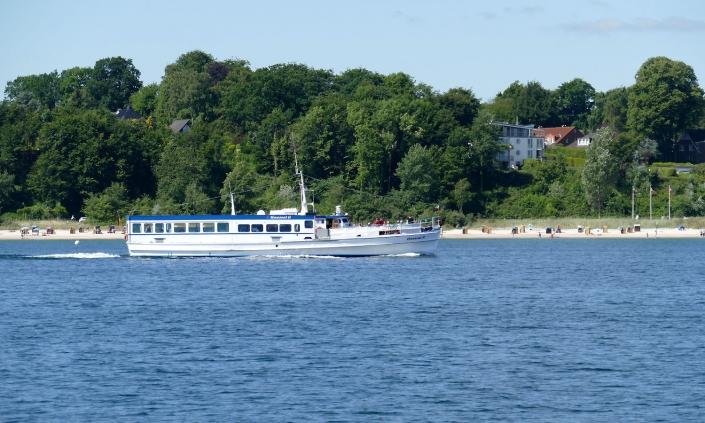 Radtour Ostseeküste bei Scharbeutz