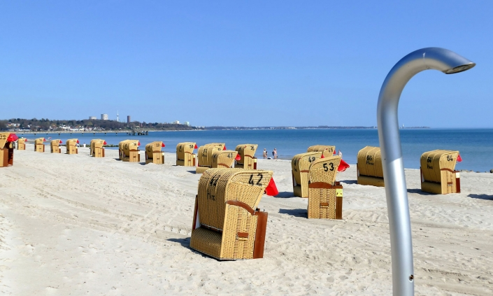 Henner Hinz Strandkotbvermietung Ostsee Haffkrug