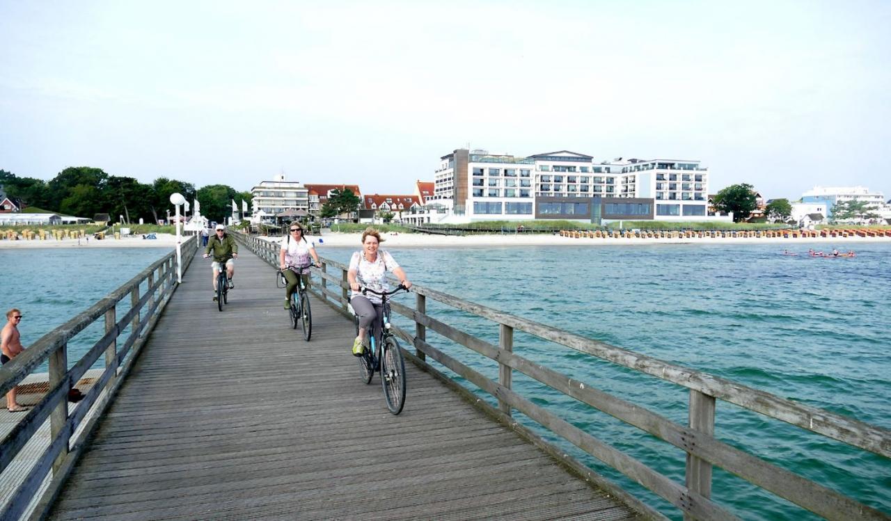 Radtour Scharbeutz